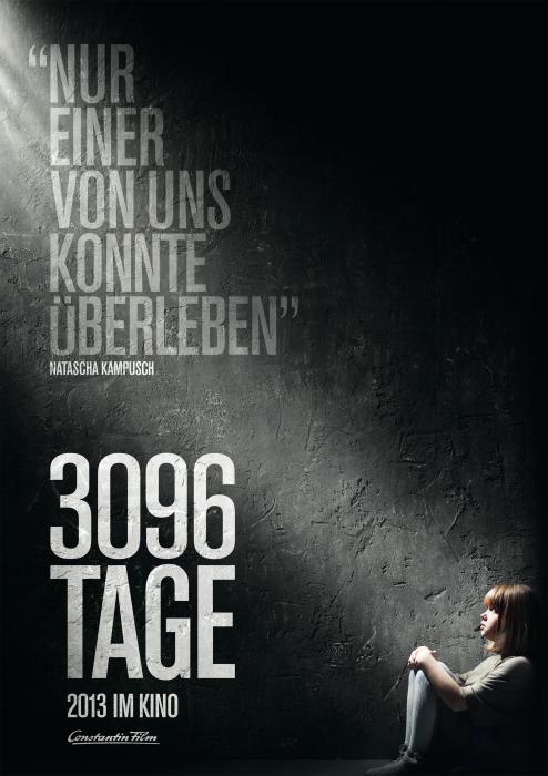 3096 Tage - Die Geschichte Natascha Kampusch